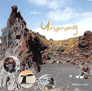 Bild CD Cover Klang ist Ursprung